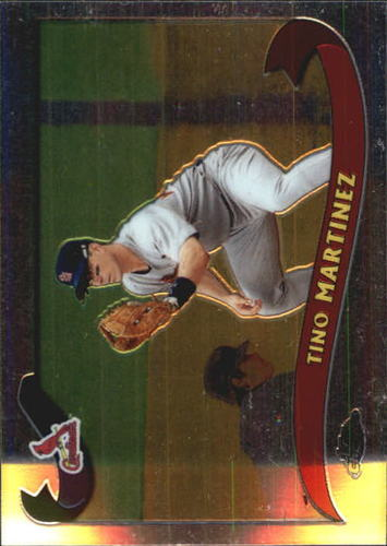 Photo of 2002 Topps Chrome #525 Tino Martinez