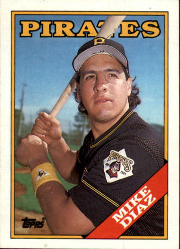 Photo of 1988 Topps #567 Mike Diaz