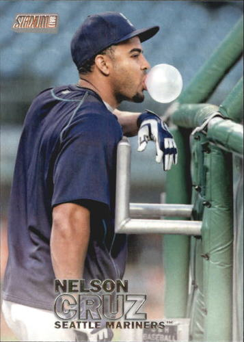 Photo of 2016 Stadium Club #201 Nelson Cruz