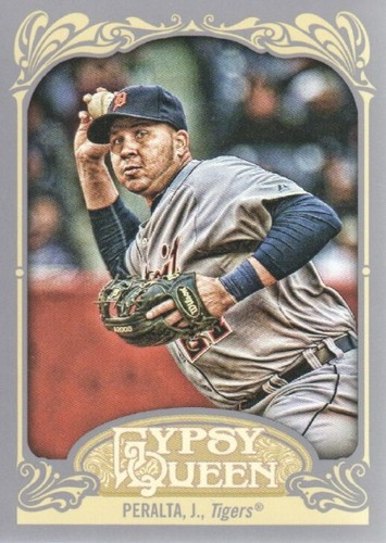 Photo of 2012 Topps Gypsy Queen #62 Jhonny Peralta