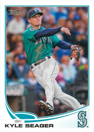 Photo of 2013 Topps #162 Kyle Seager