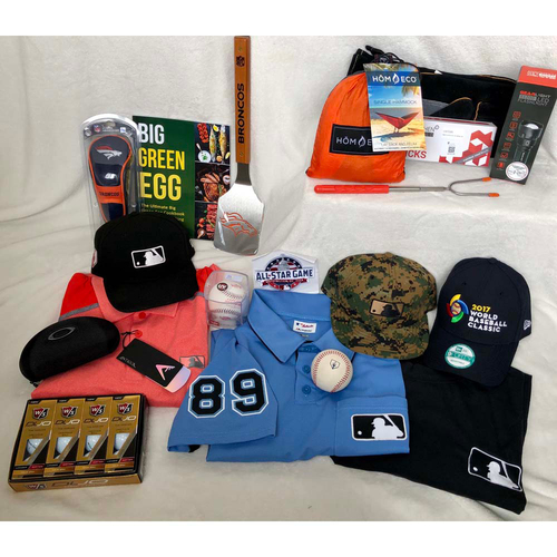 Photo of UMPS CARE AUCTION: Cory Blaser Umpire Gift Basket