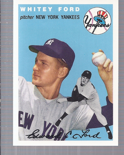 Photo of 1994 Topps Archives '54 #37 Whitey Ford