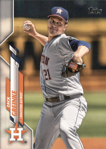 Photo of 2020 Topps #260 Zack Greinke