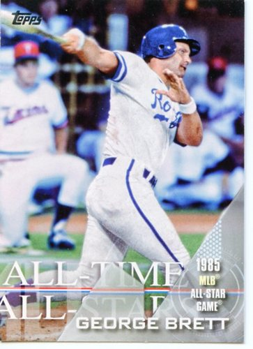 Photo of 2017 Topps All Time All Stars #ATAS35 George Brett