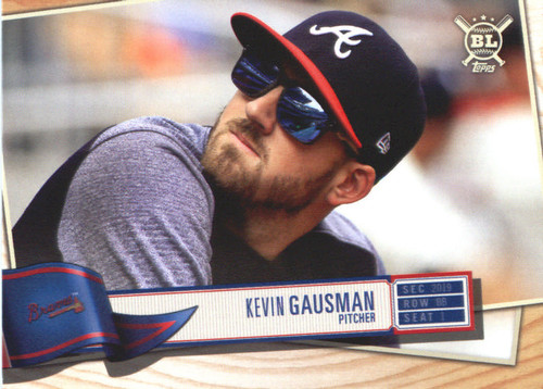 Photo of 2019 Topps Big League #6A Kevin Gausman
