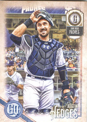 Photo of 2018 Topps Gypsy Queen #119 Austin Hedges
