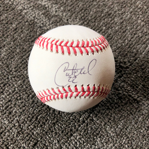 Photo of San Francisco Giants - Autographed Baseball - Andrew McCutchen
