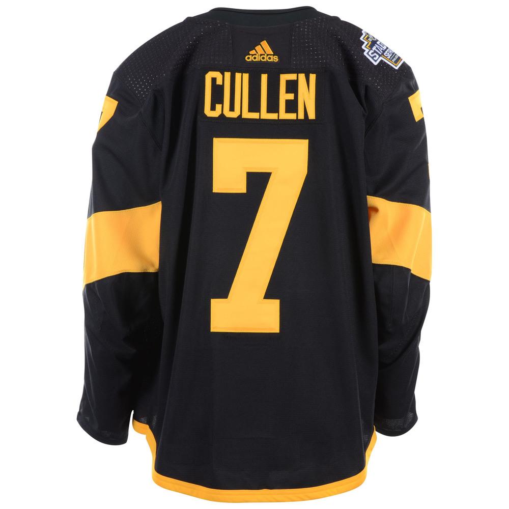 a678b78c Matt Cullen Pittsburgh Penguins Game-Worn 2019 NHL Stadium Series Jersey