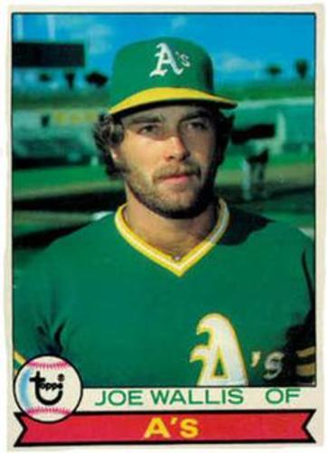 Photo of 1979 Topps #406 Joe Wallis DP