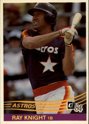 Photo of 1984 Donruss #232 Ray Knight