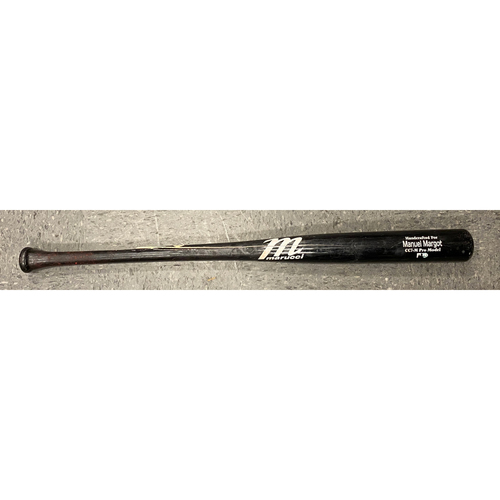 Photo of 2019 Game Used Broken Bat used by #19 Mauricio Dubon on 9/11 vs. Pittsburgh Pirates - B-4: Dario Agrazal to Mauricio Dubon - Groundout to 3rd Baseman Colin Moran - Manuel Margot Game Model Bat