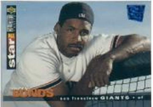 Photo of 1995 Collector's Choice SE #105 Barry Bonds