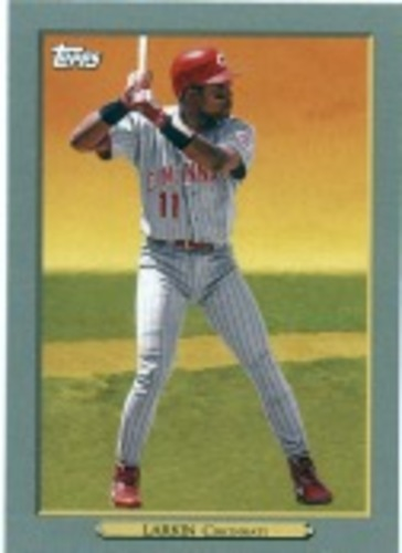 Photo of 2020 Topps Turkey Red '20 Series 2 #TR31 Barry Larkin