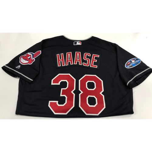 Photo of Eric Haase 2018 Post Season Alt. Road Jersey