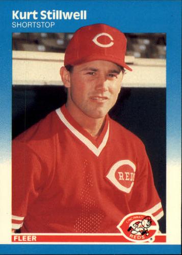 Photo of 1987 Fleer #215 Kurt Stillwell