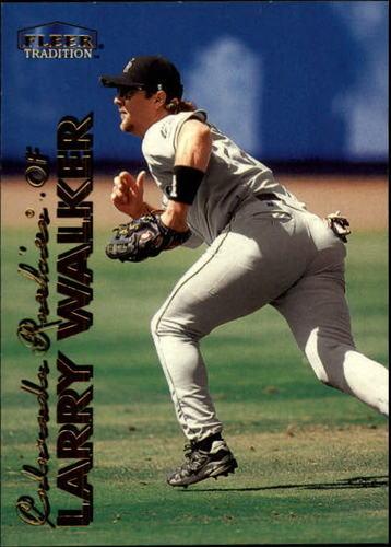 Photo of 1999 Fleer Tradition #33 Larry Walker