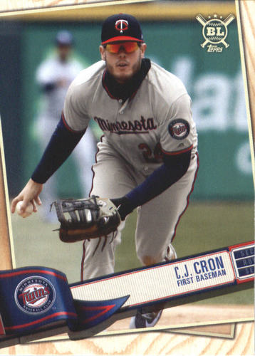 Photo of 2019 Topps Big League #11 C.J. Cron