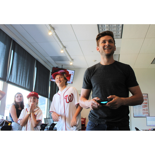 NATS4GOOD Community Response Fund Auction: Virtual Video Game Competition with Trea Turner