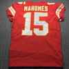 NFL - Chiefs Patrick Mahomes II Signed Jersey Size 44