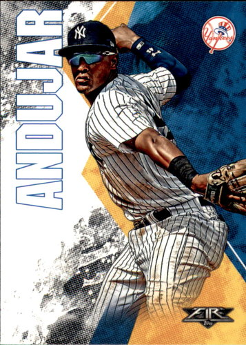 Photo of 2019 Topps Fire #180 Miguel Andujar