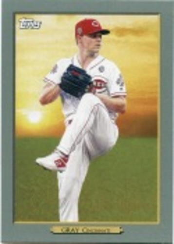 Photo of 2020 Topps Turkey Red '20 Series 2 #TR32 Sonny Gray