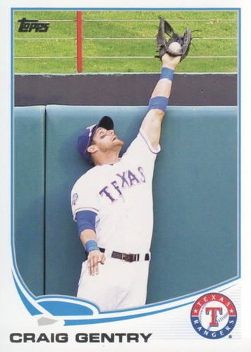Photo of 2013 Topps #531 Craig Gentry