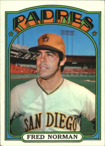 Photo of 1972 Topps #194 Fred Norman