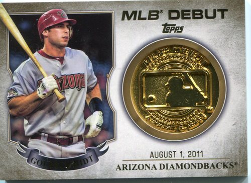 Photo of 2016 Topps MLB Debut Medallion  Paul Goldschmidt