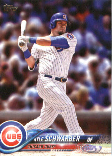Photo of 2018 Topps #225 Kyle Schwarber