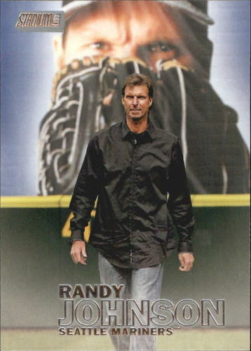 Photo of 2016 Stadium Club #171 Randy Johnson