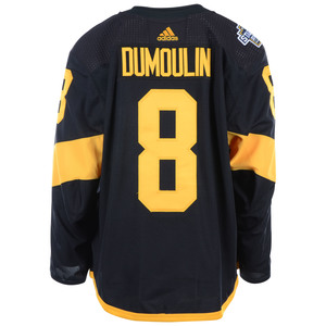 1035fb23 Brian Dumoulin Pittsburgh Penguins Game-Worn 2019 NHL Stadium Series JerseyBrian  Dumoulin Pittsburgh Penguins Game-Worn 2019 NHL Stadium Serie.