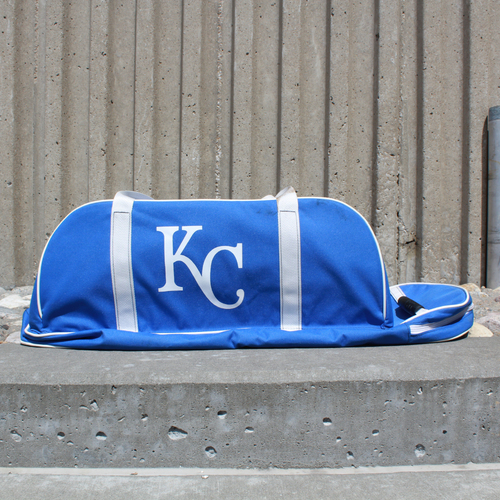 Photo of Team-Issued Equipment Bag: Alex Gordon