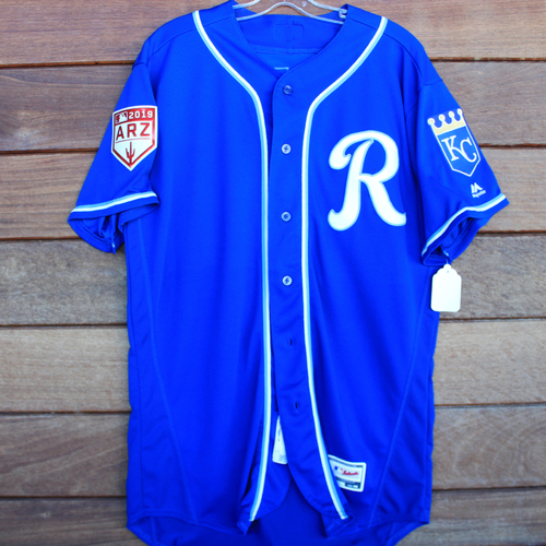 Photo of Team-Issued Jersey: Kort Peterson (Size 46)