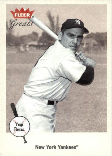 Photo of 2002 Greats of the Game #60 Yogi Berra