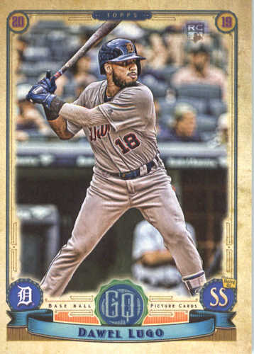 Photo of 2019 Topps Gypsy Queen #29 Dawel Lugo RC