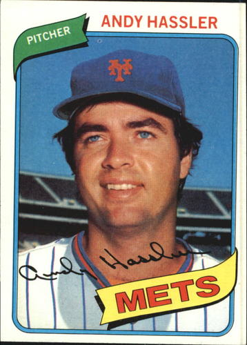 Photo of 1980 Topps #353 Andy Hassler