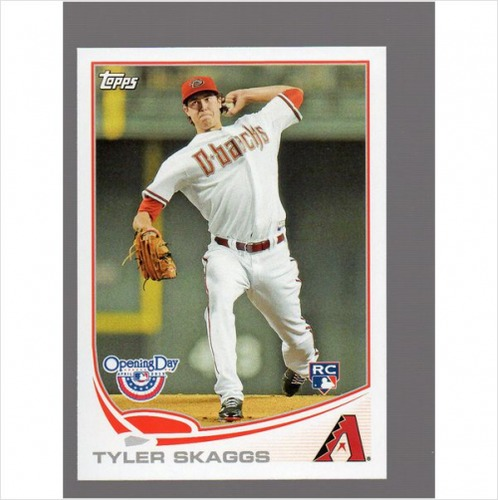 Photo of 2013 Topps Opening Day #140 Tyler Skaggs RC