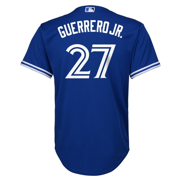 Toronto Blue Jays Youth Vladimir Guerrero Jr. Replica Alternate Jersey by Majestic