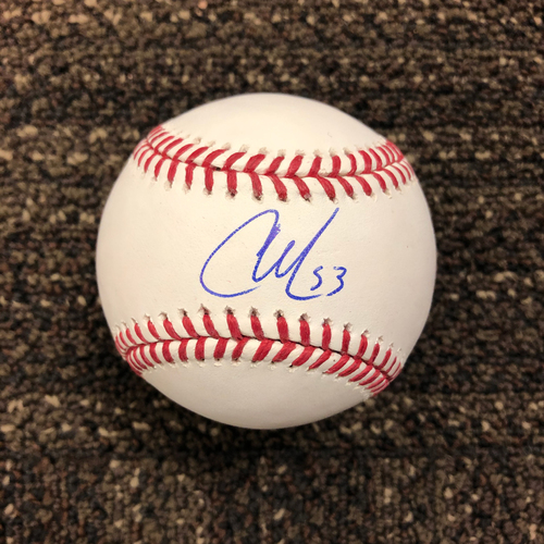 Photo of Christian Walker Autographed Baseball