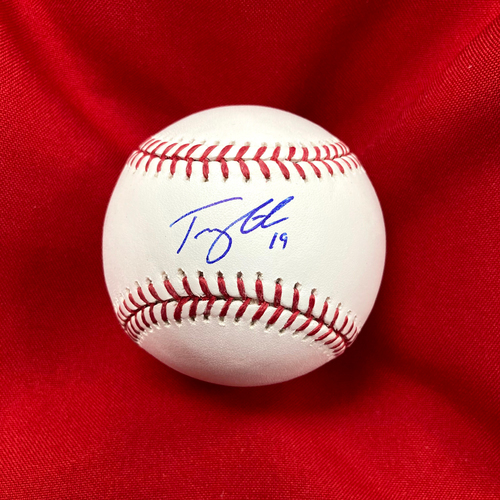 Photo of Tommy Edman Autographed Baseball