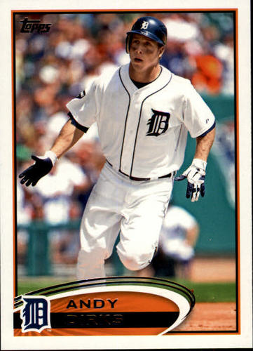 Photo of 2012 Topps #644 Andy Dirks