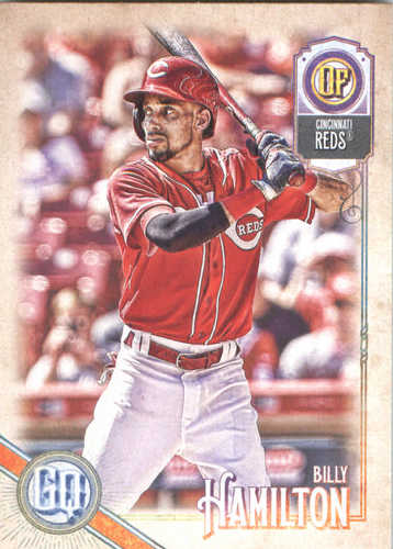Photo of 2018 Topps Gypsy Queen #80 Billy Hamilton