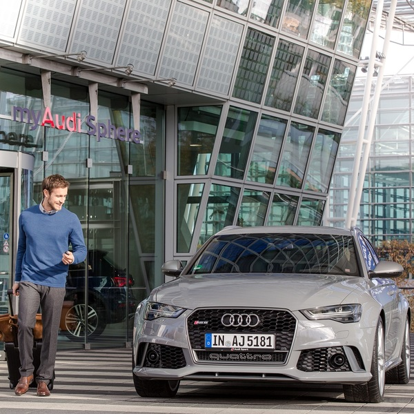 Click to view Experience Innovated: The Audi Race Track Experience.