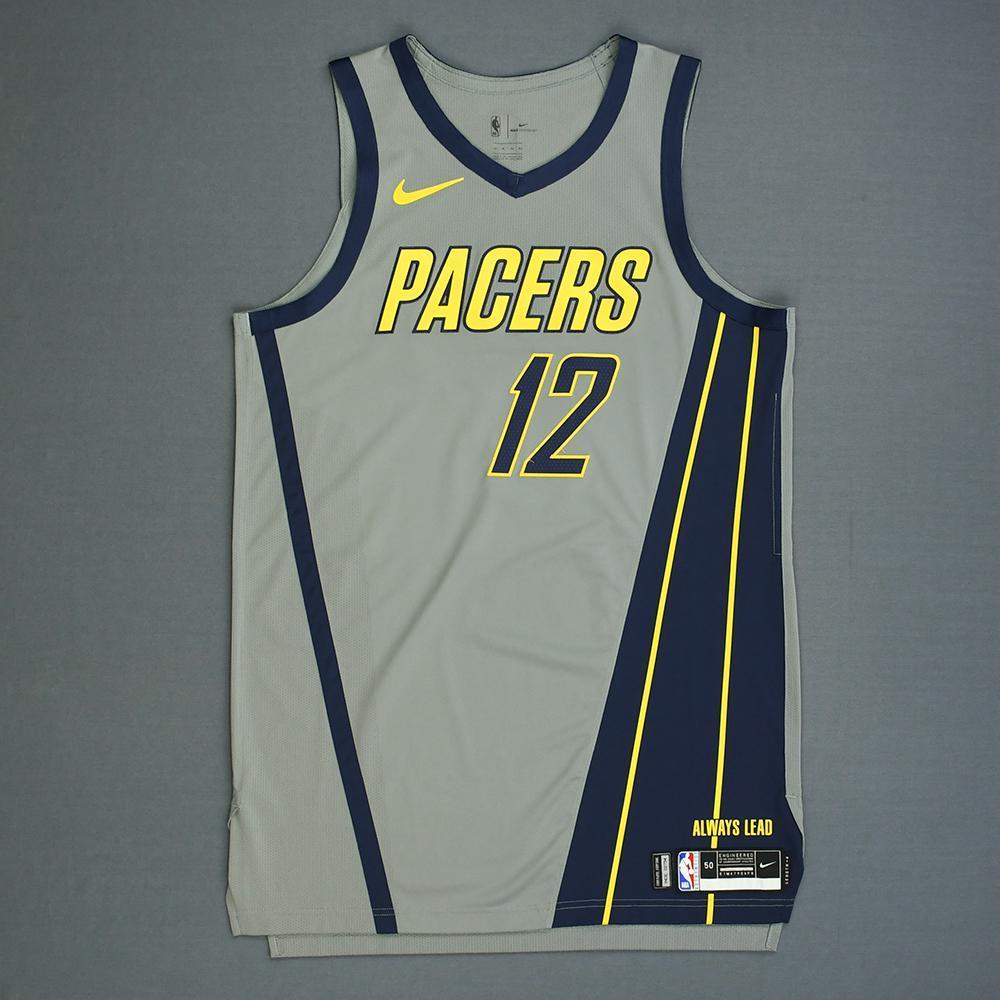 Tyreke Evans - Indiana Pacers - Game-Worn City Edition Jersey - 2018-19 Season