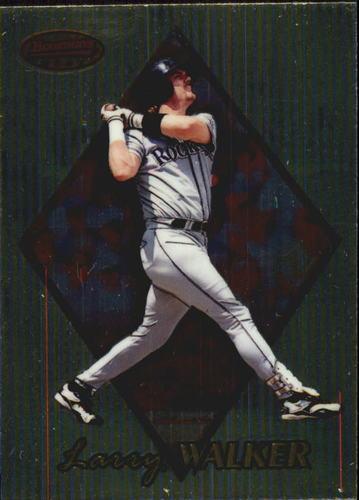 Photo of 1999 Bowman's Best #33 Larry Walker