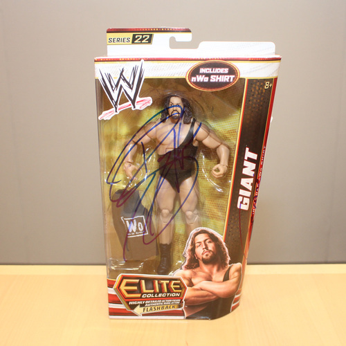 Mattel Elite Series 22 Giant Action Figure