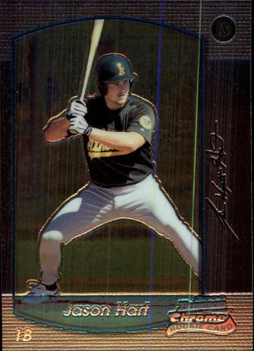 Photo of 2000 Bowman Chrome #159 Jason Hart RC