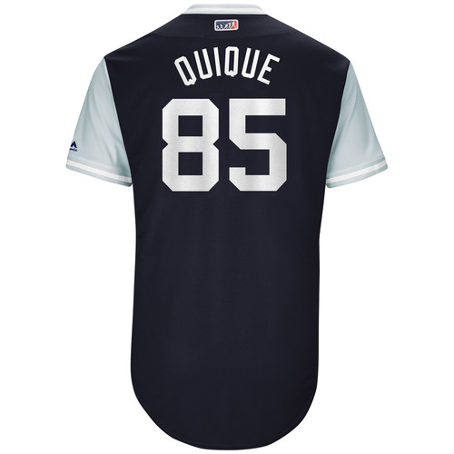 "Photo of Luis ""Quique"" Cessa New York Yankees Team-Issued Players Weekend Jersey"