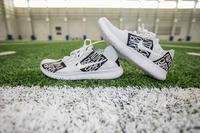 MY CAUSE MY CLEATS - LionsAST COACH Tony Oden CUSTOM CLEATS (Week 13 2017)